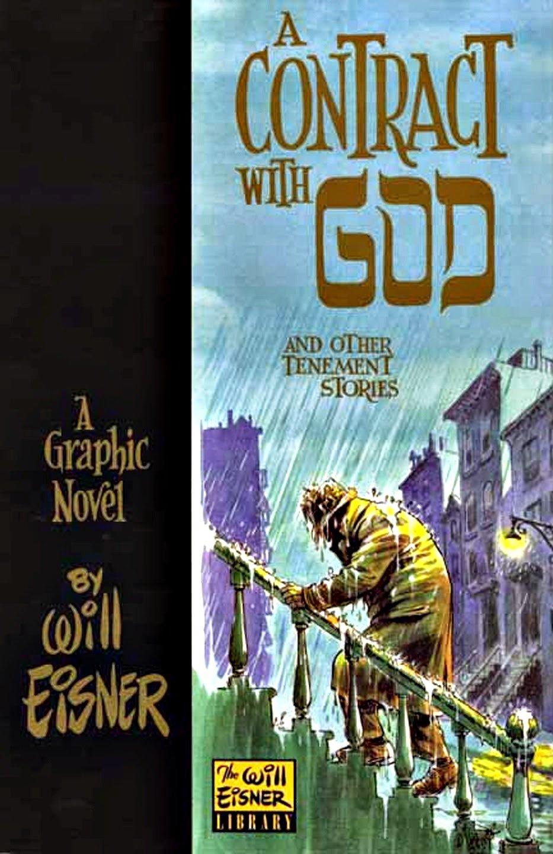 Contrato con Dios de Will Eisner