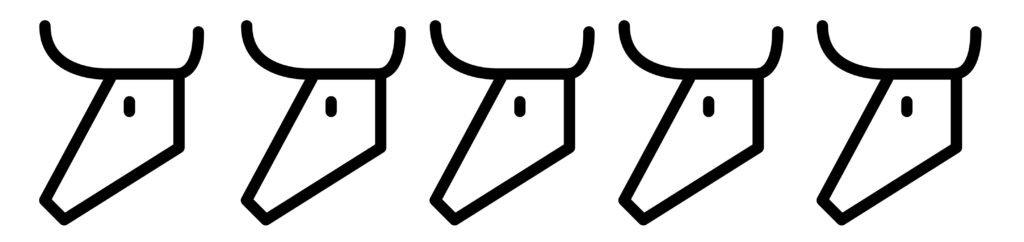 contar a cabeza ganado protosinaítico