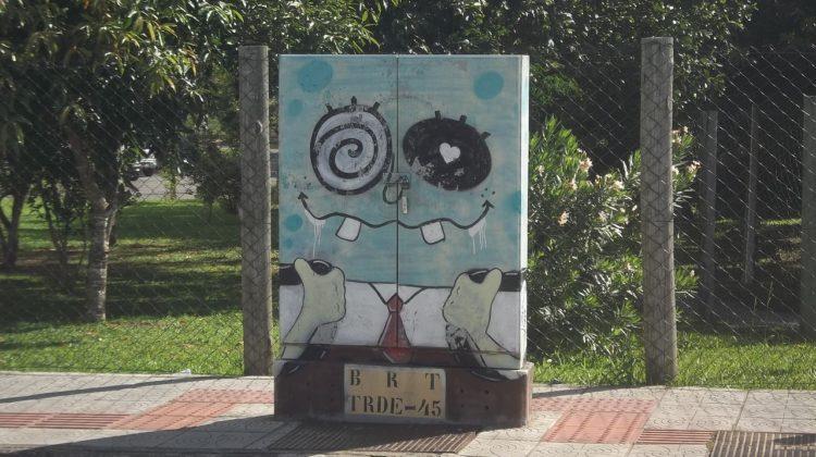 grafiti arte