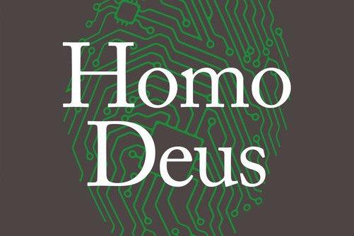 homo deus yuval noah harari portada