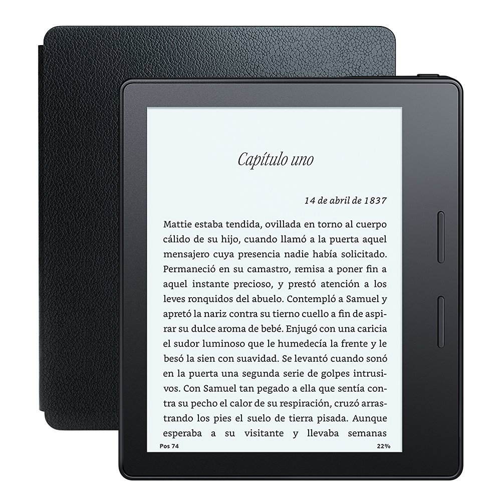 Kindle Oasis e-reader