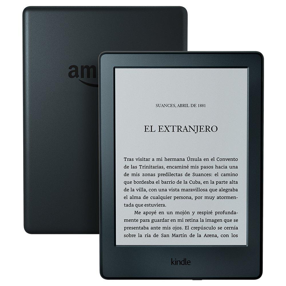 kindle básico e-reader