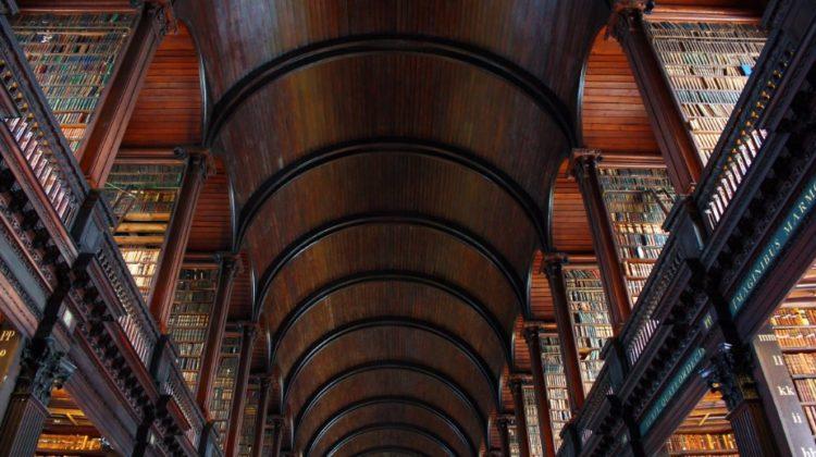 libro infinito biblioteca