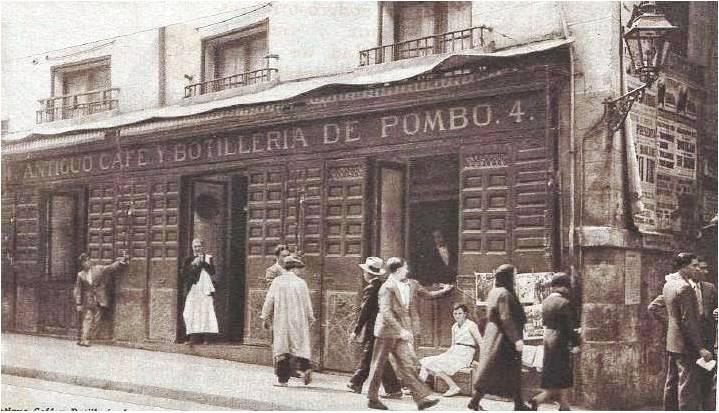 La Tertulia Del Caf Ef Bf Bd Pombo