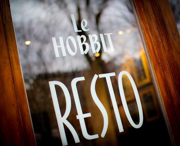 le hobbit resto literatura