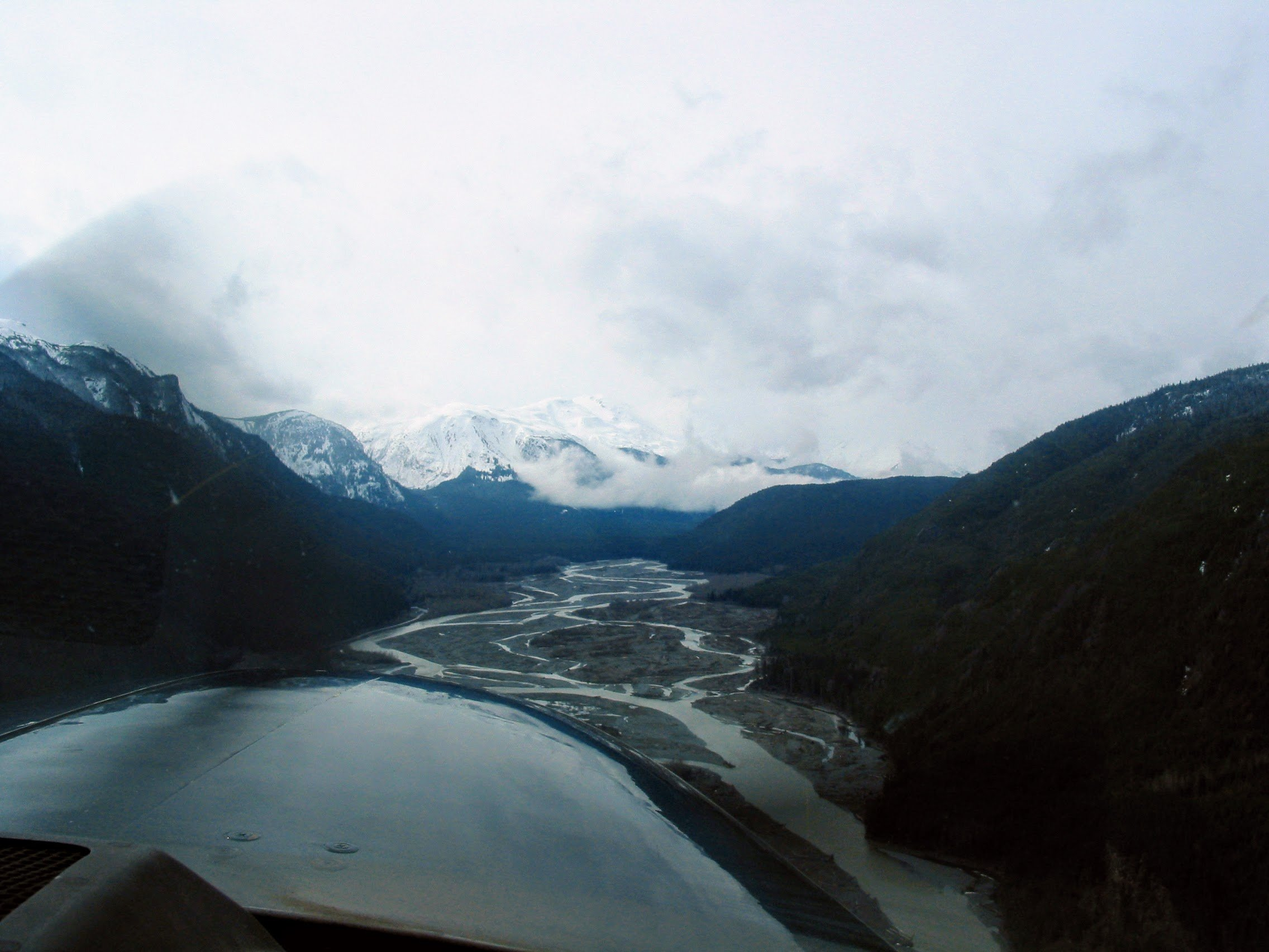 Valle del Río Iskut, Alaska