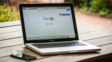 búsquedas en Internet Google