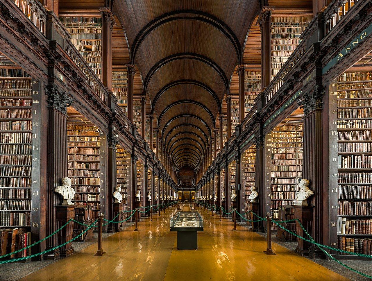 turismo-biblioteca-Trinity-College
