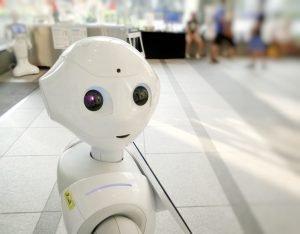 robot lectura