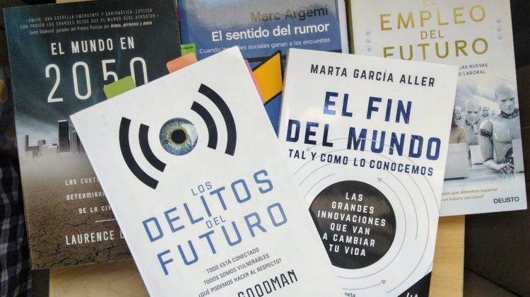 cinco libros para entender el futuro