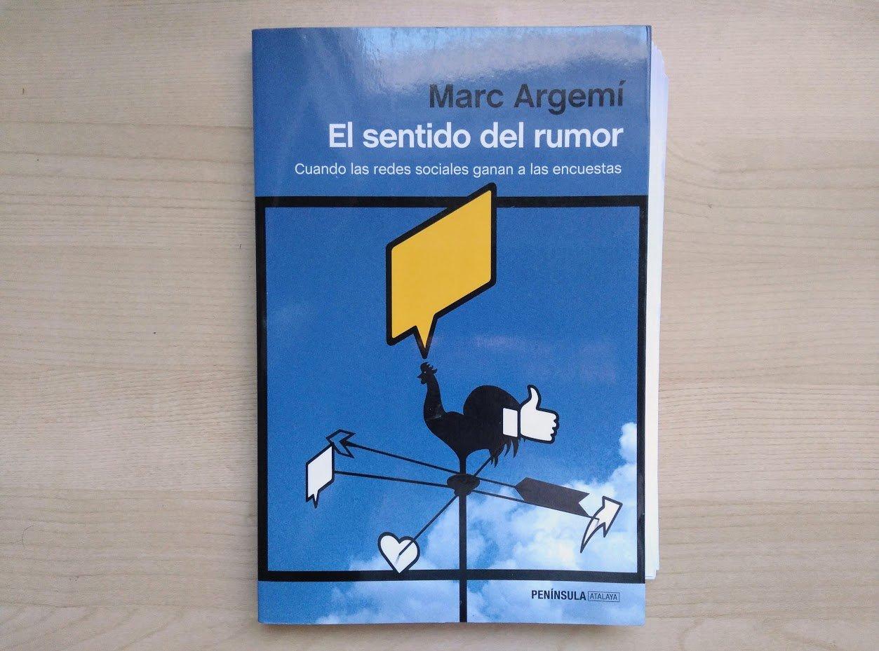 cinco libros para entender el futuro el sentido del rumor