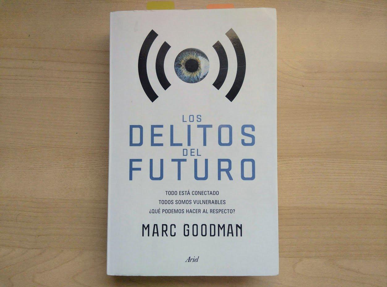 cinco libros para entender el futuro los delitos del futuro
