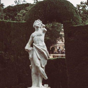 brazos estatua perdida