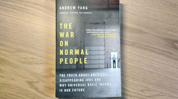 The War on Normal People, de Andrew Yang