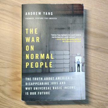 The War on Normal People, de Andrew Yang