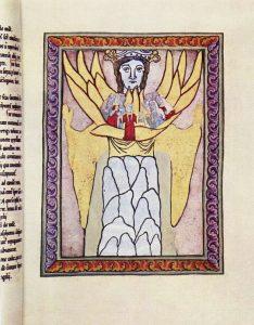 Scivias, Parte II, Visión no. 5: El cuerpo místico