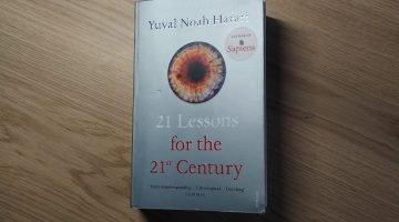 21 lecciones para el siglo XXI, de Yuval Noah Harari