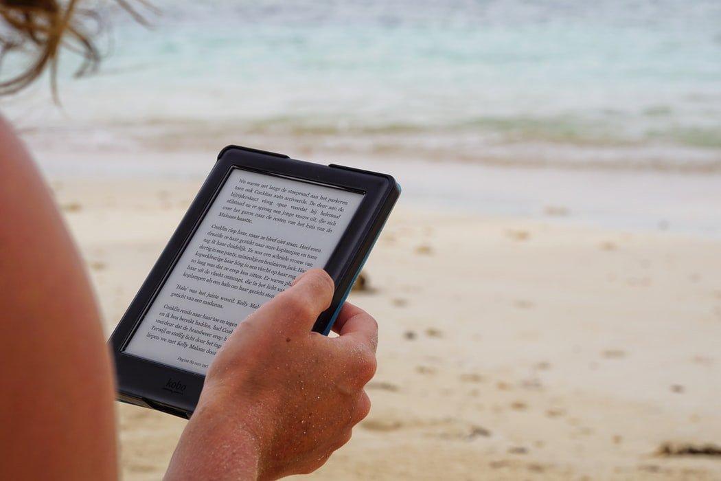 ebook menos contaminante que un libro