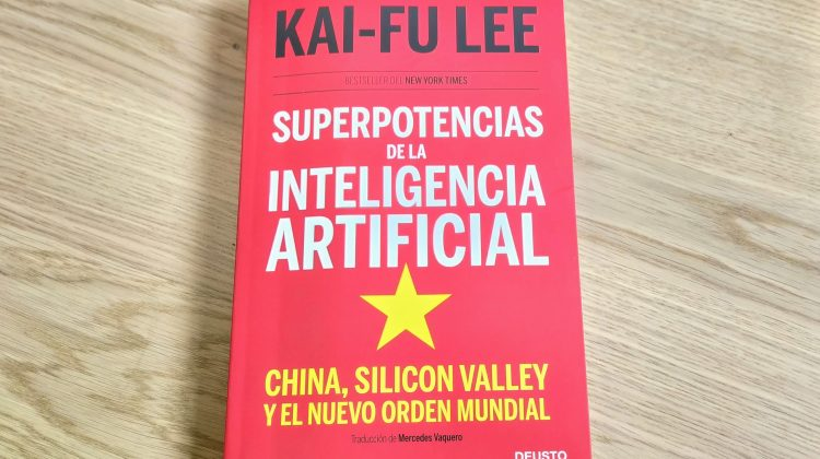 superpotencias de la inteligencia artificial kai-fu