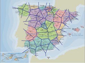 mapa de vorodoi