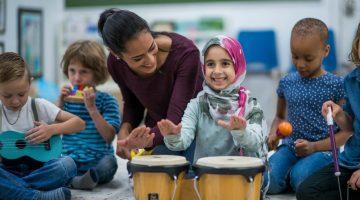Música en la educación