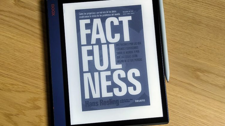 Factfulness resena de libro