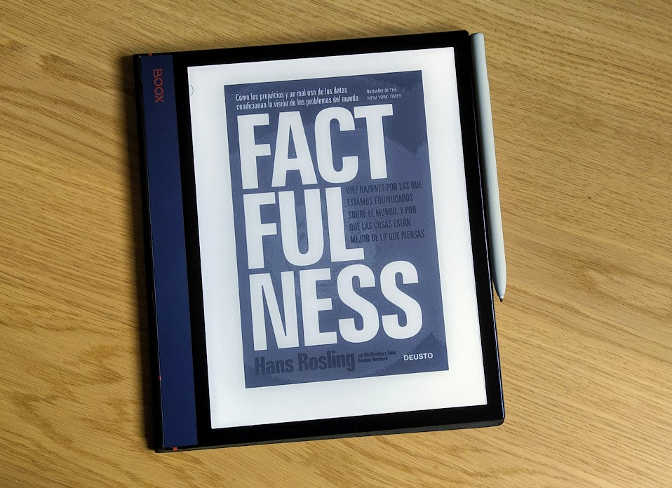 Factfulness resena de libro