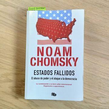 estados fallidos noam chomsky