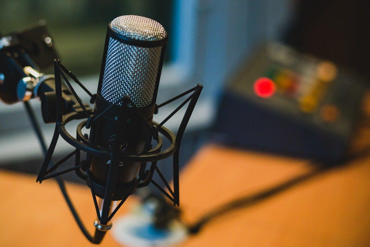 Mejores podcasts para escritores.