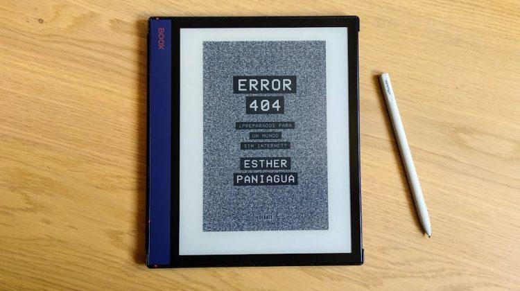 error 404 de esther paniagua