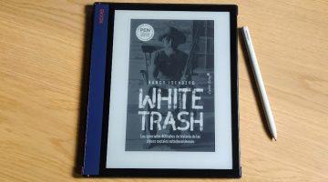white trash portada