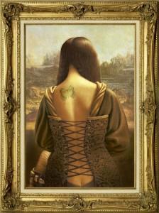 Matt Zumbo – Mona Lisa