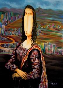 Oscar Pardo – Mona Lisa
