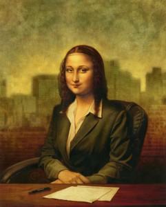 Patrick Faricy – Mona Lisa