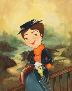 Summer Morrison - Mona Poppins
