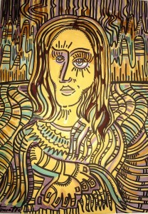 Thiago Toniatto - Mona Lisa