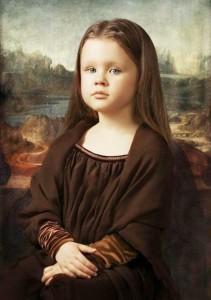Vlada Krassilnikova - Mona Lisa 2011