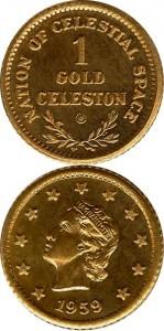Moneda de Celestia