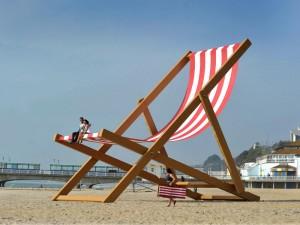 La silla de playa de Stuart Murdoch