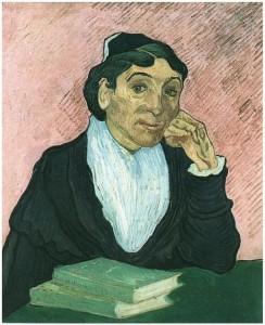 La Arlesiana, señora Ginoux