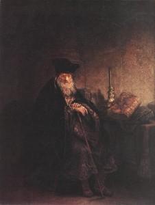 El viejo rabino