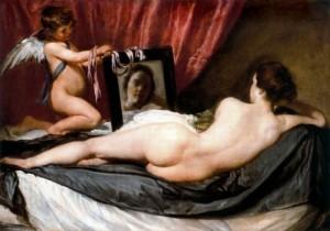 La Venus del espejo