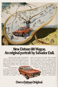 Campaña para Datsun