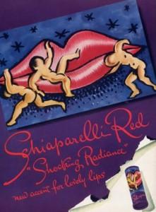 Campaña para Schiaparelli
