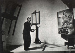 Dalí Atomicus descartado