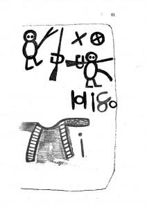 Libro de los salvajes, página 111