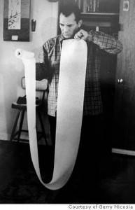 Kerouac y el rollo