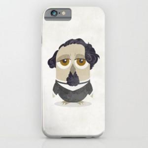 Charles Dickens - Funda de móvil