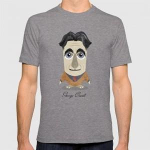 George Orwell - Camiseta