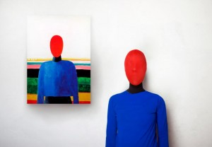 Torso de mujer de Kazimir Malevich